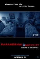 IMDB, Paranormal Activity 3
