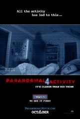 IMDB, Paranormal Activity 4