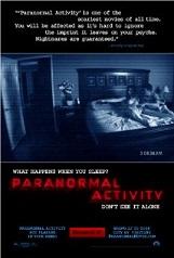 IMDB, Paranormal Activity