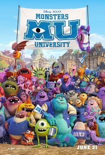 IMDB, Monsters University