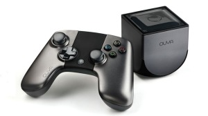 Ouya and Controller