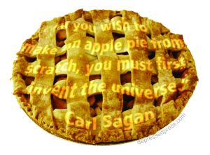 DepressedPress, Carol Sagan Day Apple Pie