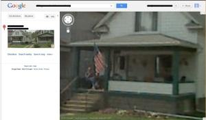 Google Street View, Grandpa