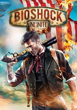 Bioshock Infinite, Cover Art