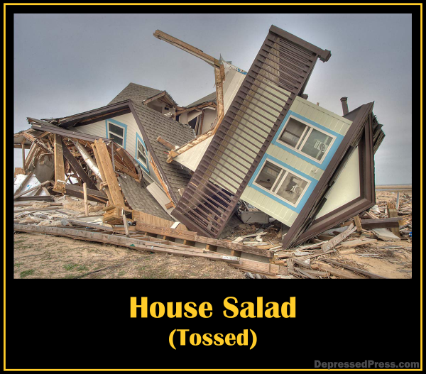 House Salad (Tossed)