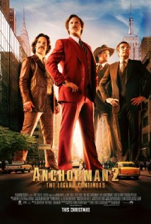 IMDB, Anchorman 2, The Legend Continues