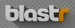 blastr Logo