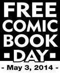 Free Comic Book Day 2014